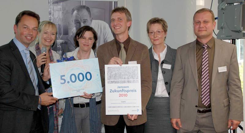 Janssen Zukunftspreis